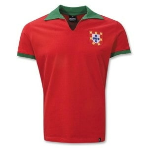 Portugal's 1972 jersey