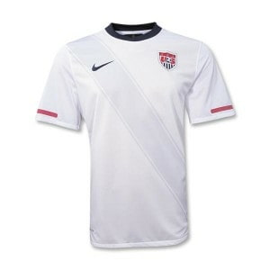 USA's 2010 home jersey
