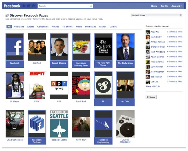 Oneupweb Reviews: Facebook Browser Page