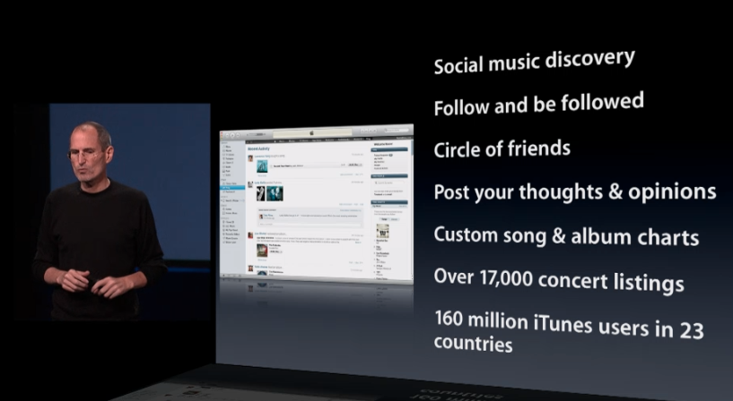 Ping a Social Network For Music oneupweb reviews