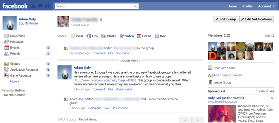How To Use Facebook Groups Oneupweb Straight Up Social