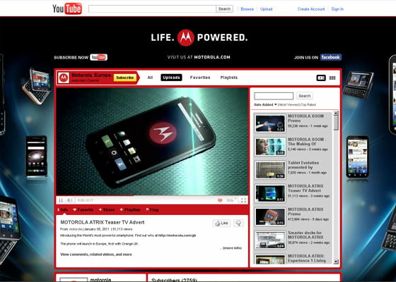 YouTube.com/motorola