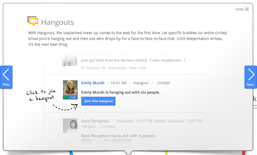 Google Plus Hangouts Oneupweb Reviews
