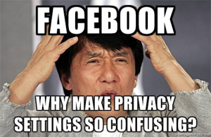 Facebook Privacy Settings Oneupweb