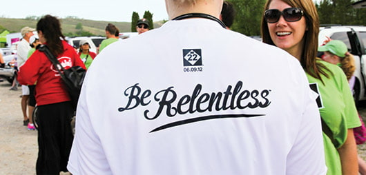 M22 Challenge - Oneupweb - Be Relentless