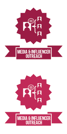 media and influencer outreach