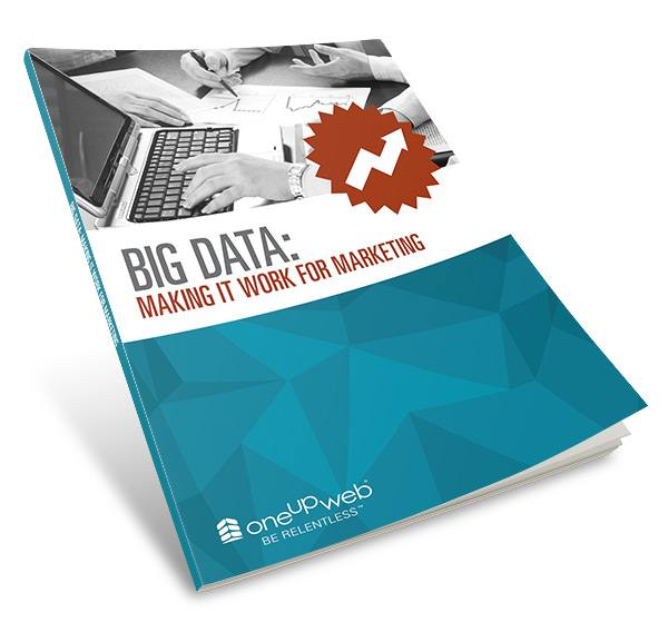 Oneupweb :: Digital Marketing Agency - Big Data Whitepaper