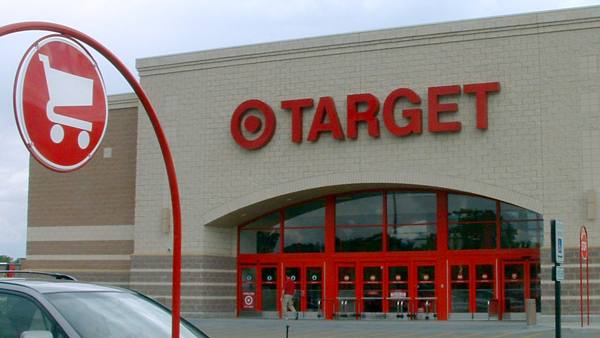 Image of a Target Store
