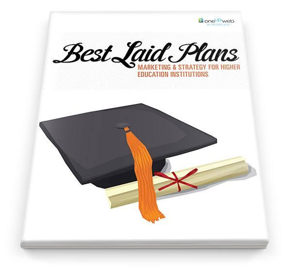 Oneupweb :: Digital Marketing Agency - Higher Education Marketing Whitepaper
