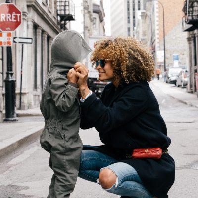 millennial mom