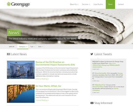 Greengage—Provide Valuable Information
