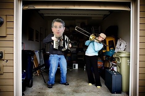 matt cutts-garage-band