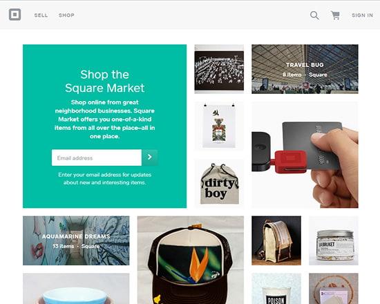 Square—Promote Your Clients