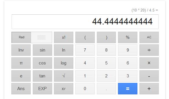 calculator picture