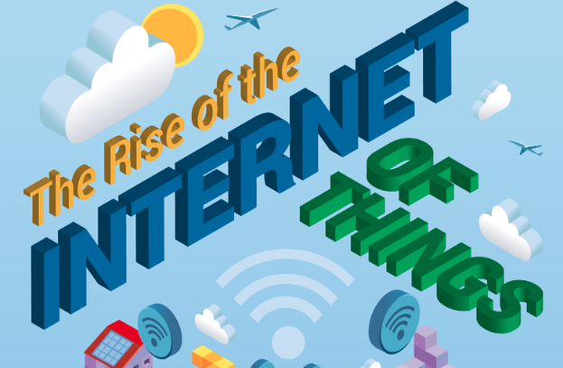 The rise of the internet of things