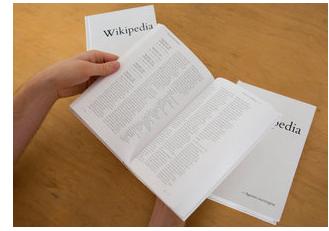 Printed Wikipedia