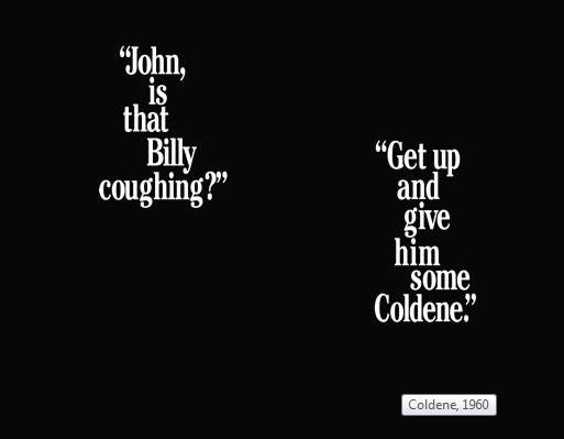 Coldene ad