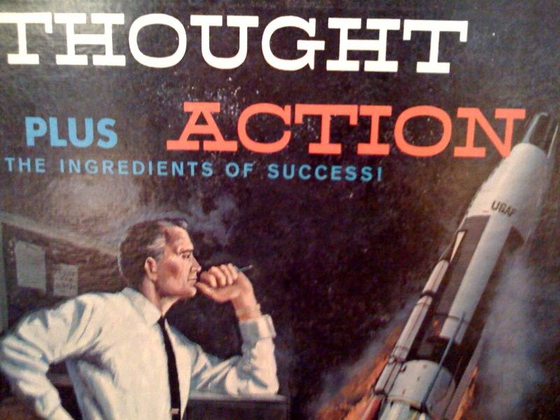 Thought Plus Action | Ben Tesch | Flickr
