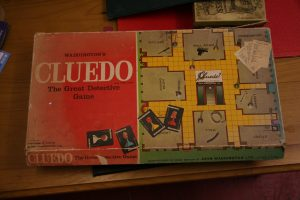 Waddington's Cluedo the great detective board game.