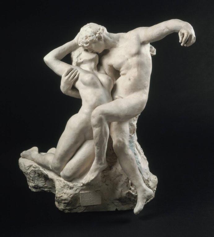 Auguste Rodin's Eternal Springtime