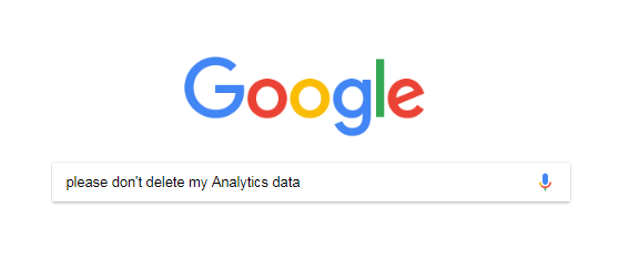 Google SERP for GDPR