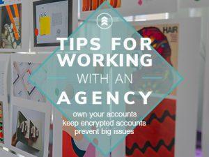 Agency Tips