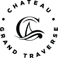 Chateau Grand Traverse logo.
