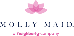 Molly Maid logo.