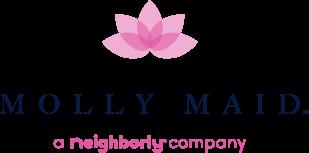 Molly Maid logo.