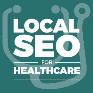 local seo for healthcare featured image