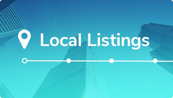local listings healthcare marketing