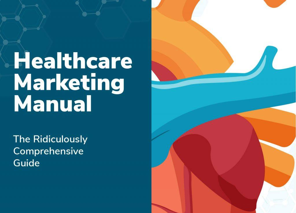 healthcare marketing manual cover