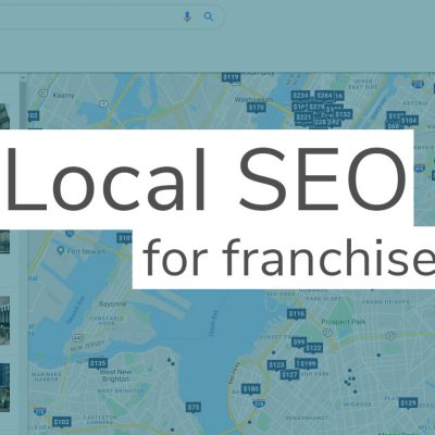local seo for franchises