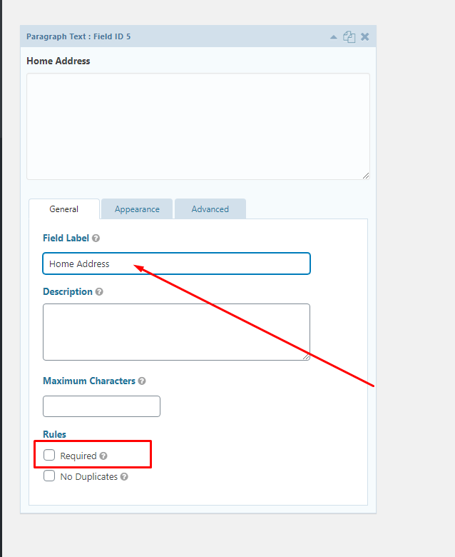 Creating a form for subscription signup