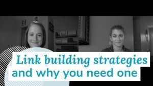 Thumbnail image of link building strategies and why you need one