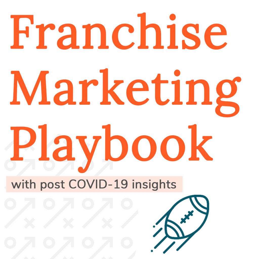 franchise marketing playbook updated with post covid 19 data for franchisors seeking marketing help