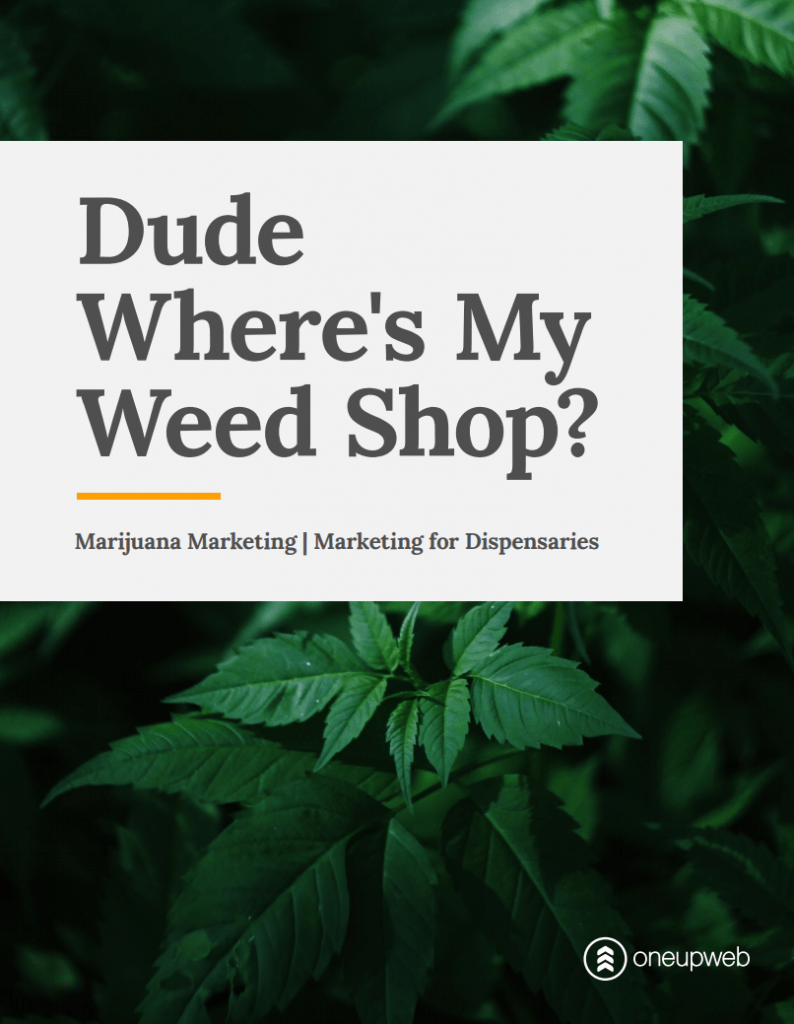 dude where's my weed shop? guide pdf front